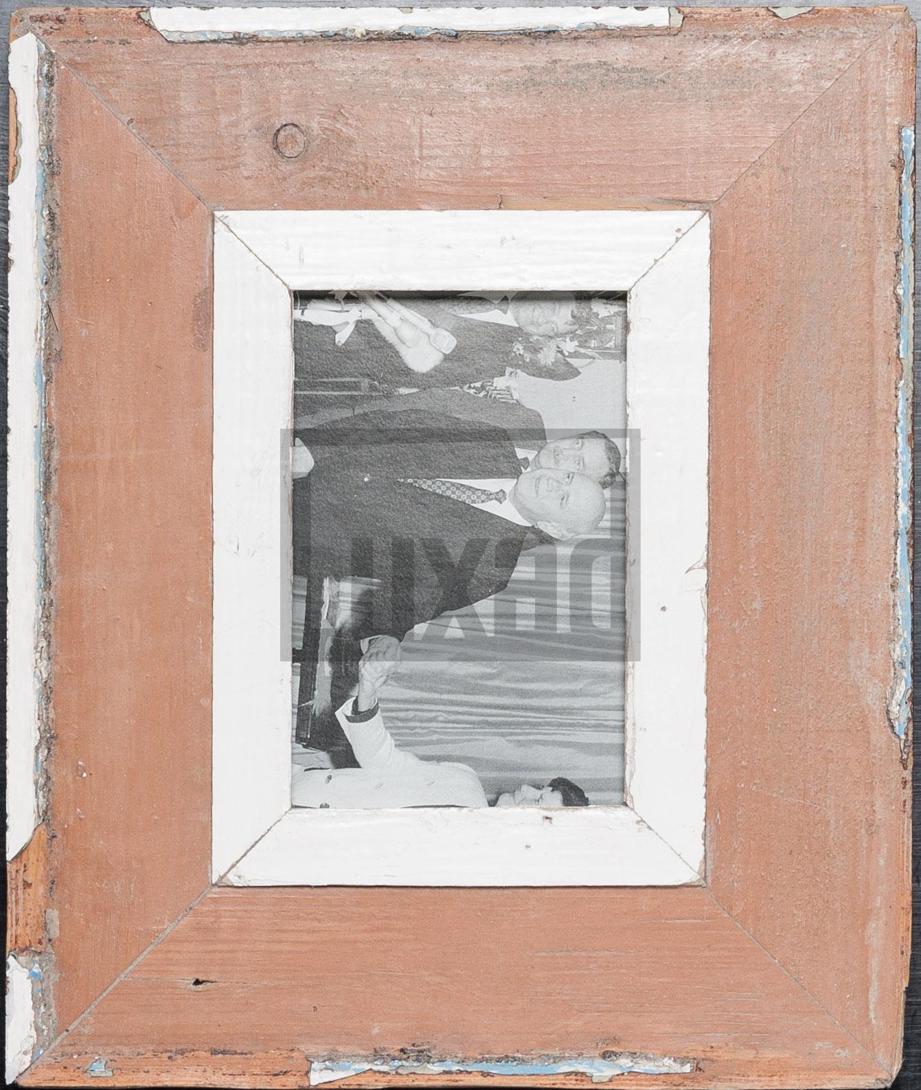 Holzrahmen für ca. 10,5 x 14,8 cm