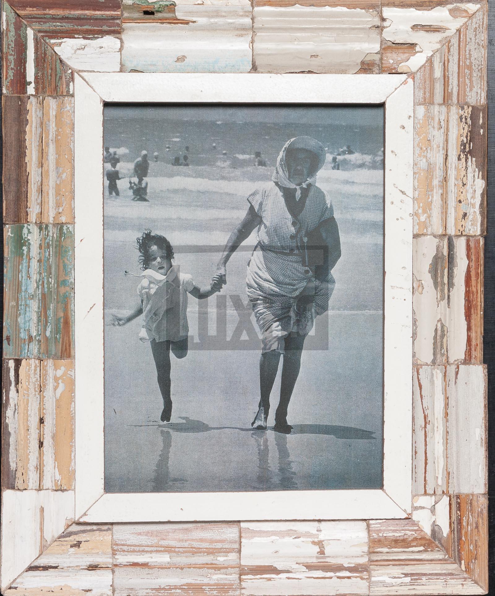 Holzmosaik-Fotorahmen für dein Lieblingsfoto
