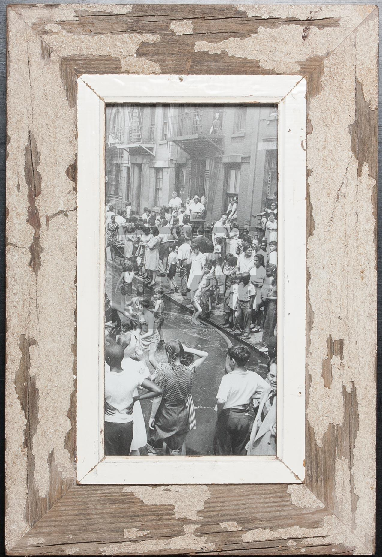 Panorama-Vintage-Bilderrahmen