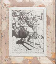 Bilderrahmen aus recyceltem Holz für dein Lieblingsfoto