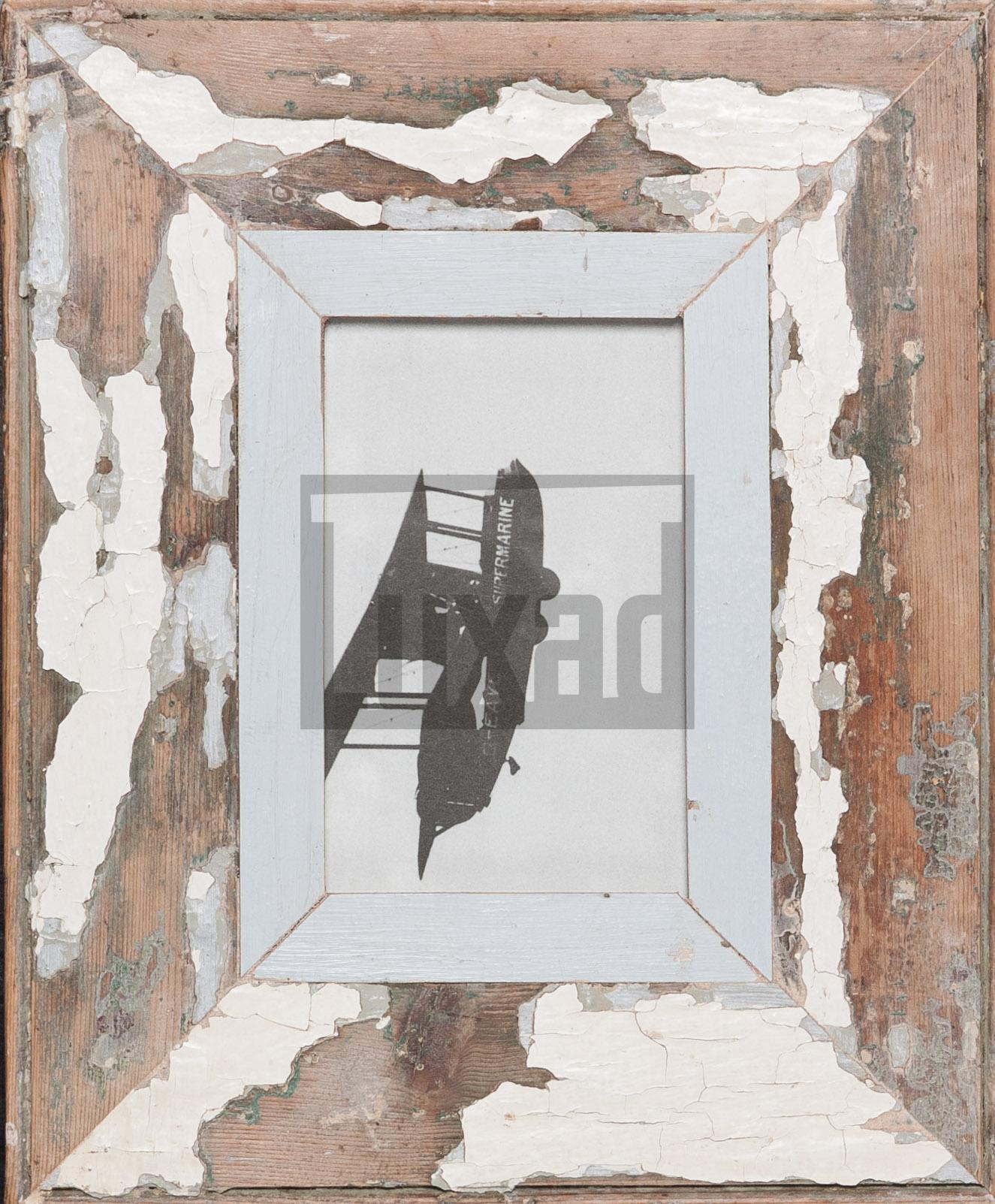 Holzrahmen für Fotos DIN A6