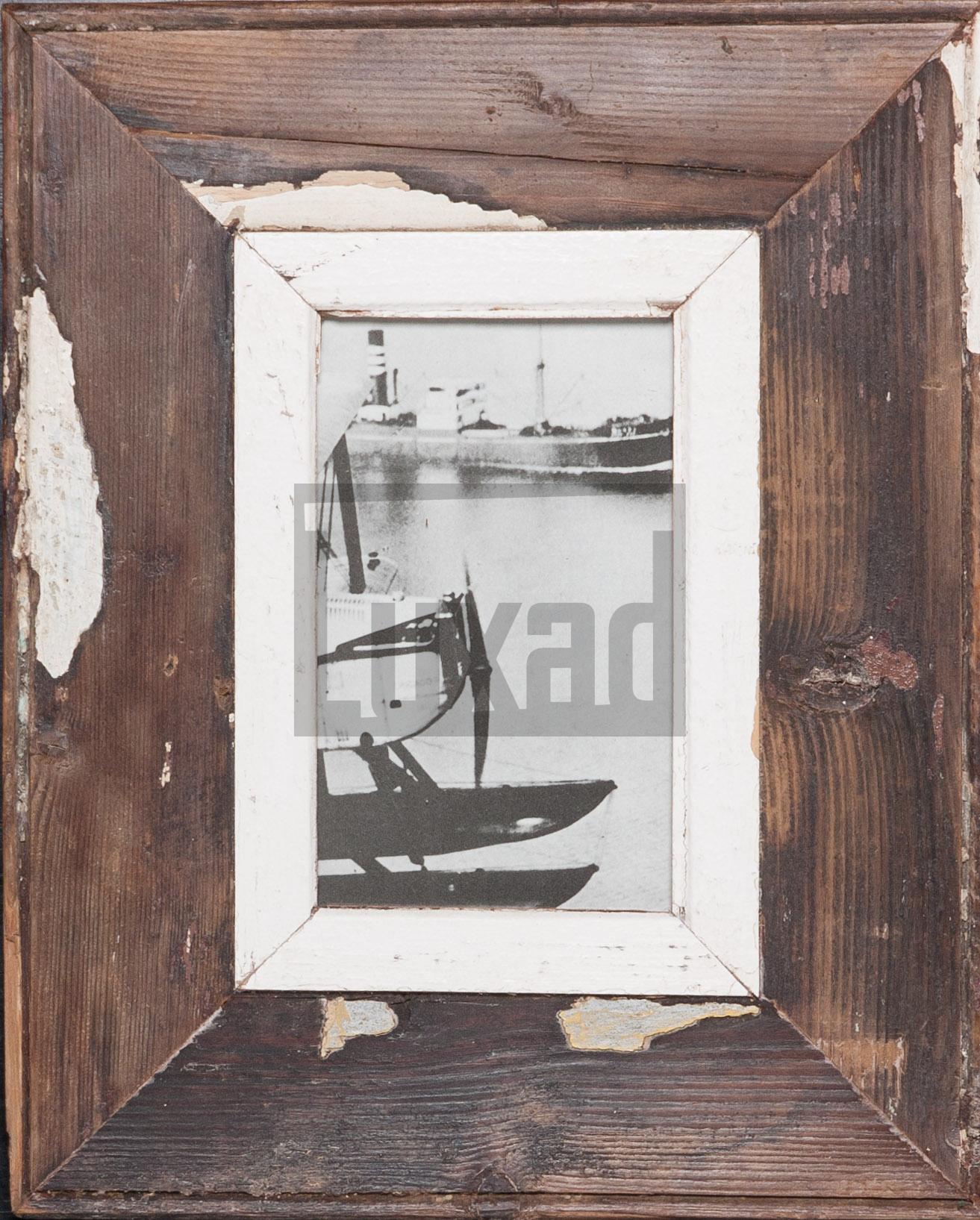 Holzbilderrahmen für Postkarten
