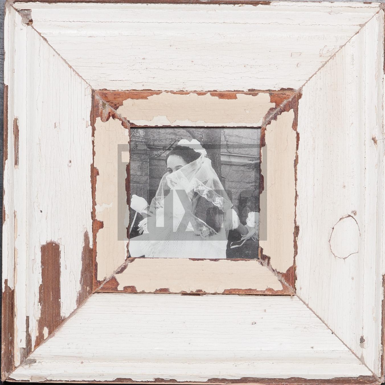 Quadratischer Bilderrahmen