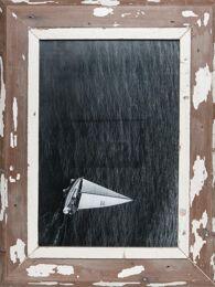 Holzbilderrahmen von der Luna Design Company