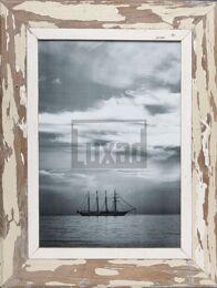 Altholz-Bilderrahmen für Fotos ca. 29,7 x 42 cm