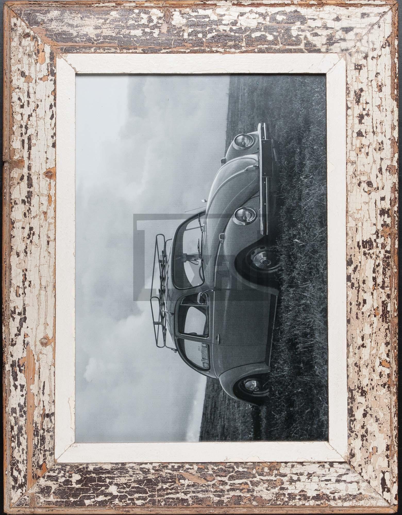 Altholz-Bilderrahmen für Fotos DIN A3