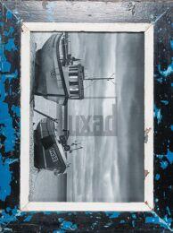 Holzrahmen für ca. 29,7 x 42 cm große Fotos
