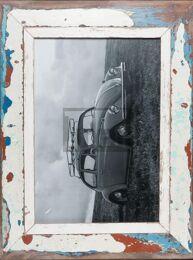Bilderrahmen aus Recyclingholz für Fotos DIN A3