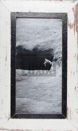 Schmaler Vintage-Bilderrahmen von Luna Designs