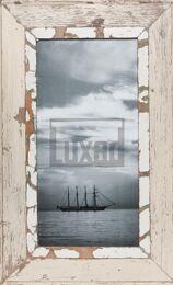 Panorama-Bilderrahmen aus recyceltem Holz aus Südafrika