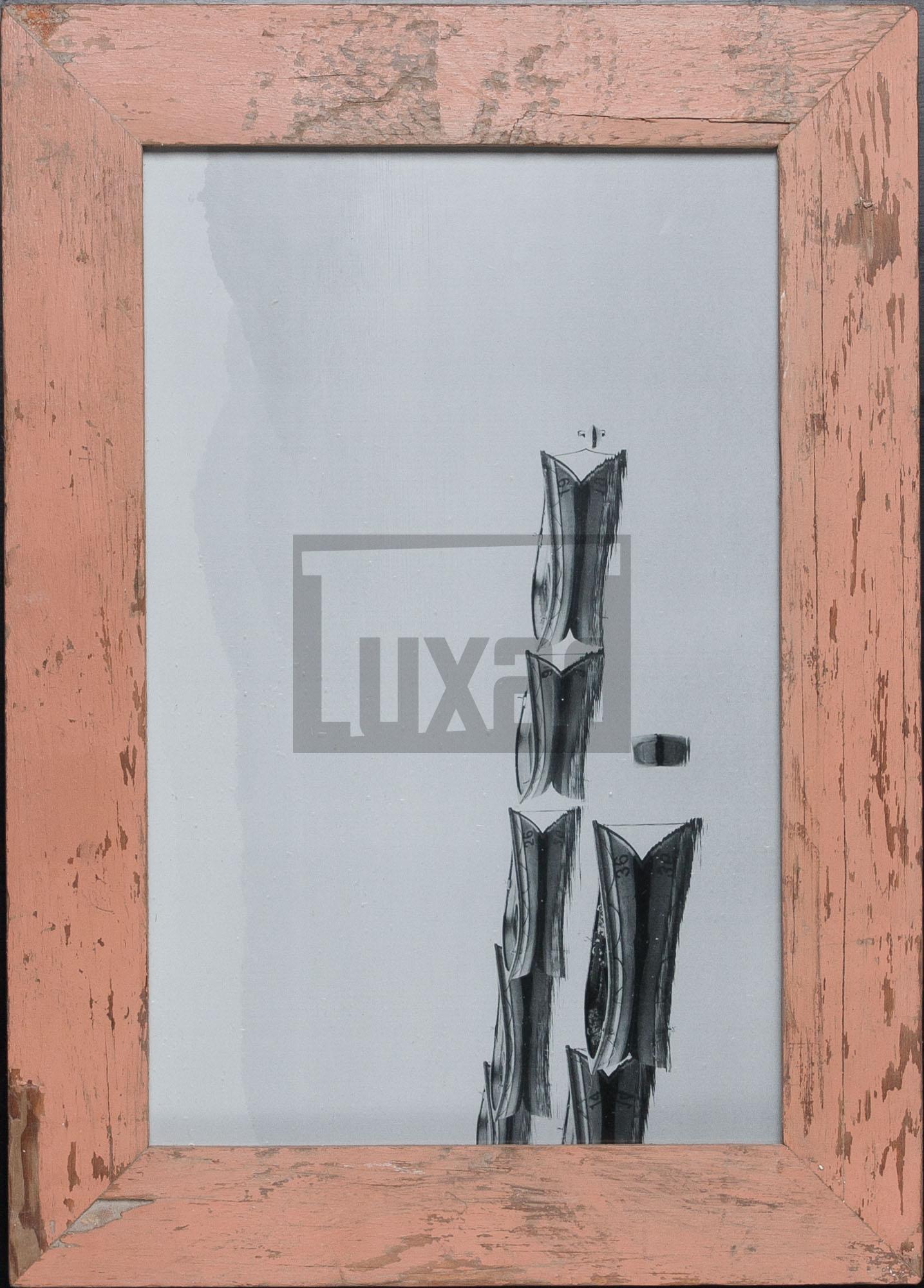 Wechselrahmen aus Altholz von Luna Designs