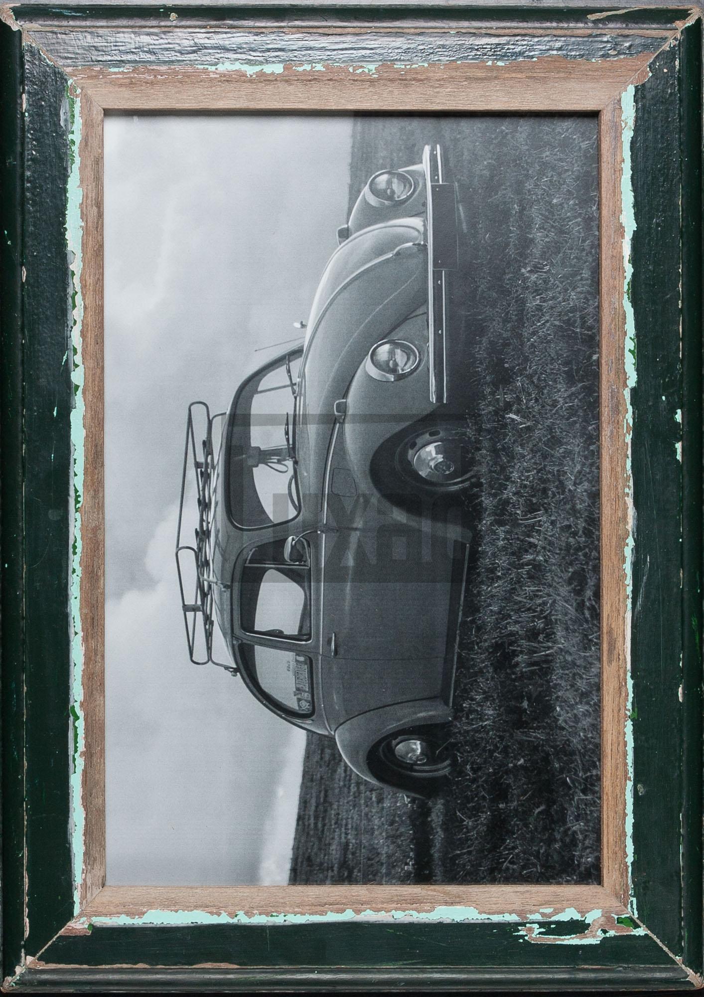 Altholz-Bilderrahmen für die Bildgröße 25 x 38 cm