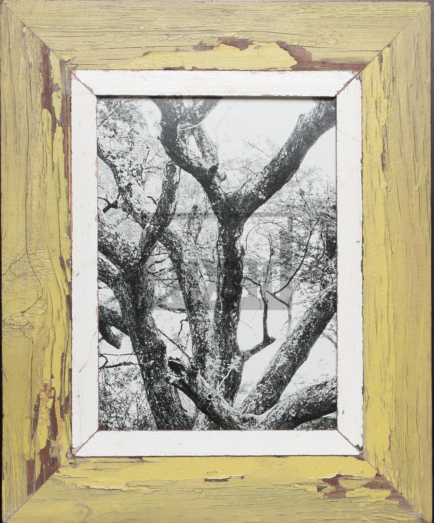 Vintage-Bilderrahmen für Fotos ca. 21 x 29,7 cm