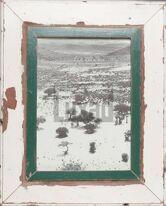 Altholz-Bilderrahmen aus Kapstadt