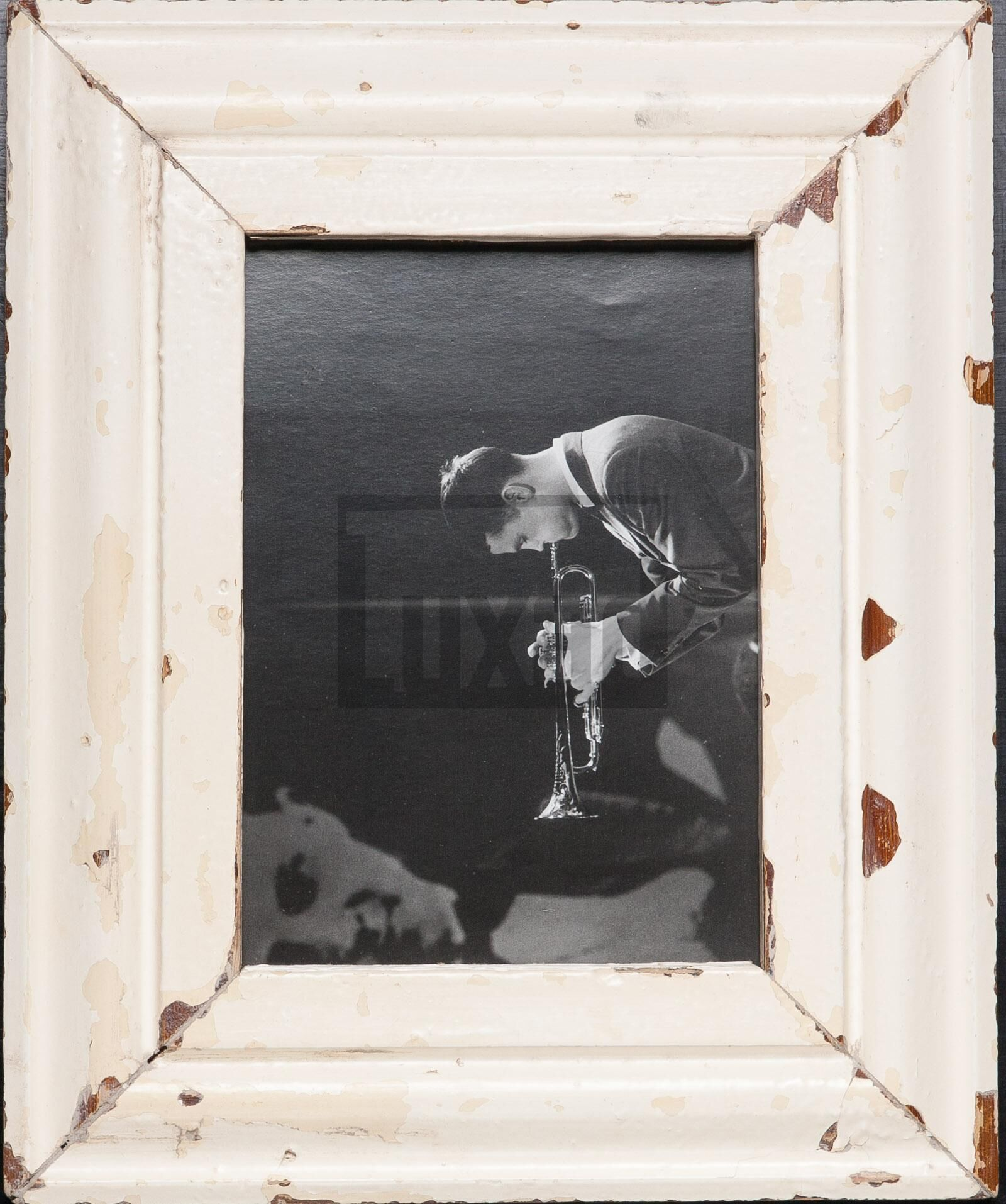 Altholz-Bilderrahmen für ca. 14,8 x 21 cm
