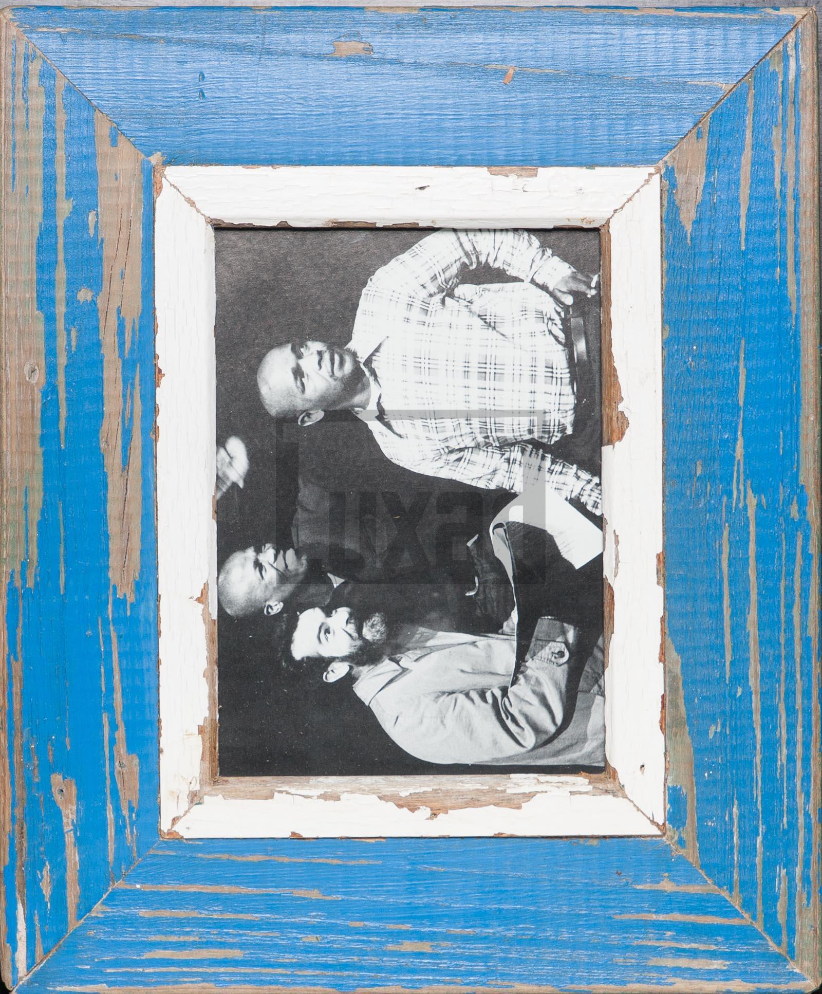 Altholz-Bilderrahmen für Fotos DIN A5
