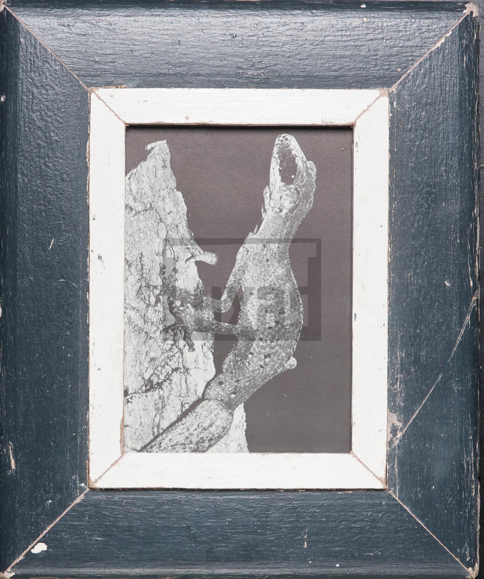 Vintage-Fotorahmen aus recyceltem Holz für dein Lieblingsfoto