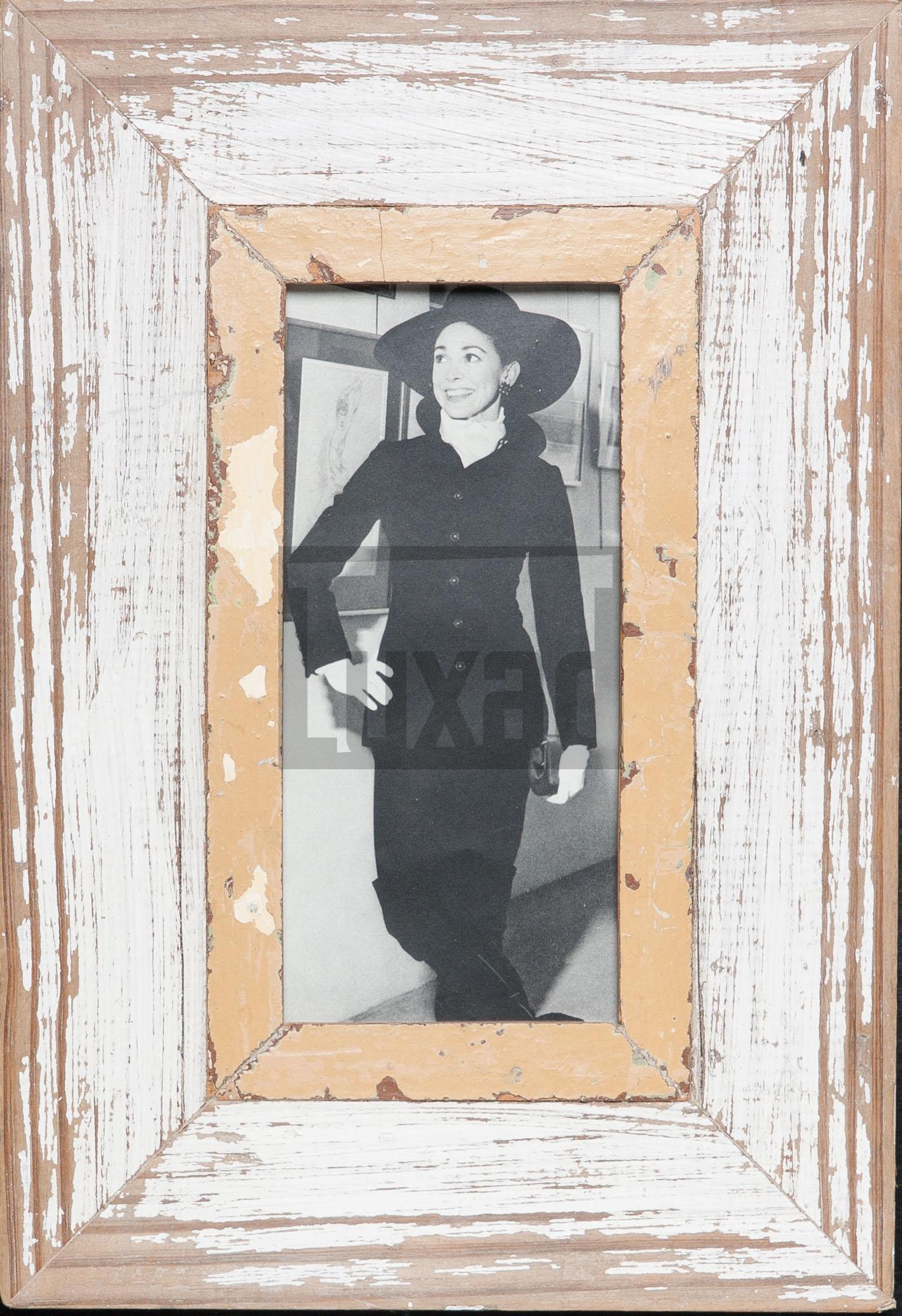 Panorama-Vintage-Bilderrahmen für dein Lieblingsfoto