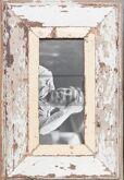 Panorama-Bilderrahmen aus recyceltem Holz