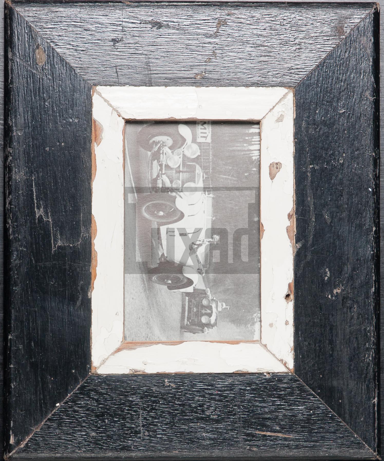 Holzbilderrahmen für kleine Fotos
