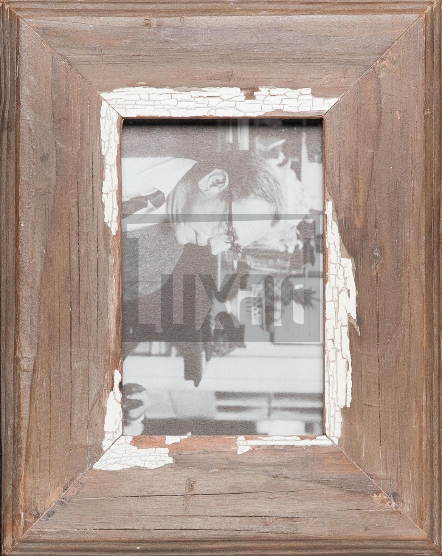 Altholz-Bilderrahmen für die Bildgröße 10 x 15 cm